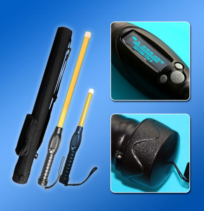 PT280 RFID stick reader for animal electronic ear tags reading with bluetooth & USB